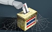 Bầu cử Thái Lan: Dân chủ không chỉ là công cụ