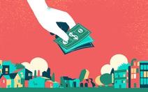Không tiền mặt: Từ bán lẻ tới giao thông công cộng