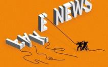 """""""Thời kỳ đen tối"""" của tin tức độc hại"""