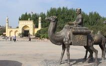 Hương thơm Kashgar