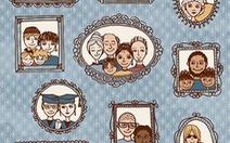 Gia đình thời nay: Muôn kiểuUÔN KIỂU MÁI NHÀ