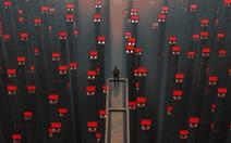 Nền kinh tế theo dõi: Chủ nghĩa tư bản dữ liệu