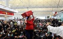 Hong Kong: Đèn đỏ đã bật ở đại lục