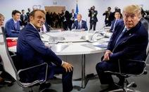 G7 Biarritz: Đọc gì từ tuyên bố 1 trang?