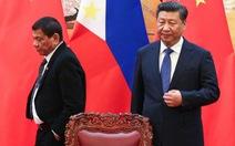 Chuyến đi thứ năm của Duterte