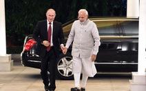 Ấn Độ - Thái Bình Dương, theo Modi và Putin