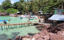 Nhiều đảo ở nam Phú Quốc đang bị tàn phá