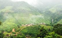 Tà Vờng - bức tranh quyến rũ giữa núi rừng