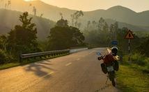 Du khách Đức: 'Tuyệt vời khi du lịch Việt Nam bằng xe máy'