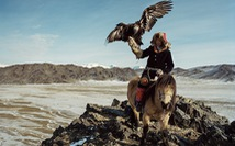 Vẻ đẹp tĩnh lặng đáng kinh ngạc trên thảo nguyên Mông Cổ