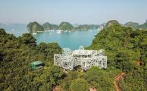 'Bảo tàng' tự nhiên giữa vịnh Hạ Long