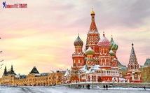 Ưu đãi 5 triệu đồng tour du lịch Nga