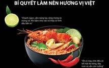 Bí quyết tạo nên hương vị chua cay Việt