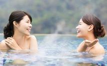 Đừng quên những điều này khi tắm onsen ở Nhật