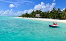Đi bụi đến thiên đường Maldives