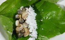 Bí ẩn của 'minh chủ' ốc gạo cuốn dừa nạo