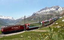 Ngắm Thụy Sĩ trên các con tàu vượt đỉnh Alps từ 13.490.000 đồng