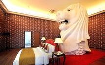 7 tượng sư tử biển Merlion ở Singapore có gì đặc biệt?