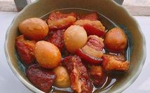 'Thịt kho tàu má nấu là món tết vô địch của tôi'