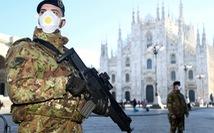 Nước Ý 'kỳ quái' những ngày phong tỏa