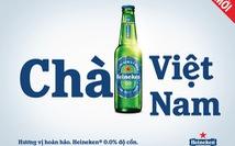 Trải nghiệm hương vị tuyệt hảo với 0.0% độ cồn của bia Heineken® 0.0