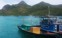 Thong dong Côn Đảo những ngày hè đẹp nhất trong năm
