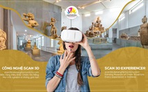 Khám phá Bảo tàng Điêu khắc Chăm từ xa với không gian 3 chiều