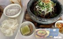 Thắng cố Bắc Hà, cơm trái dừa, bánh giá Gò Công… vào top 100 món ăn đặc sản Việt Nam