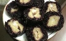 Bánh chưng đen - món đặc sản để trai xứ Lạng... chọn vợ