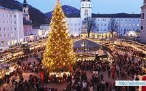 Thụy Sĩ, Áo, Séc, Hungary: Tham quan các chợ Giáng sinh