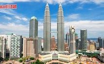 Tour liên tuyến: Singapore, Indonesia, Malaysia giá từ 8,9 triệu đồng
