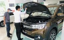 Suzuki cân nhắc đầu tư lắp ráp xe hơi tại Việt Nam?