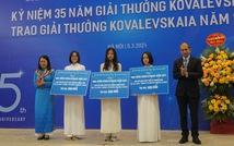 Không học thêm, nữ sinh lớp 10 'chinh phục' các cuộc thi toán quốc tế thế nào?