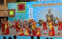 Nhiều trường tổ chức giỗ Tổ Hùng Vương để học sinh tìm hiểu cội nguồn