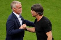 HLV Joachim Loew 'rất hài lòng' dù Đức thua Pháp