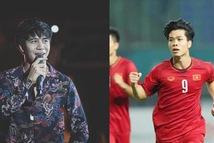 Công Phượng giống ca sĩ Thái Lan, Che Mat gợi nhớ 'đội bóng Thiếu Lâm'