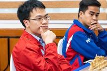 Lê Quang Liêm hòa kỳ thủ 3 năm liền vô địch Trung Quốc