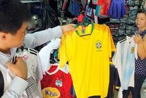 Sài Gòn chuẩn bị vào mùa World Cup
