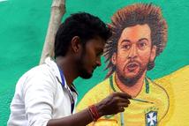Người dân Ấn Độ bỏ làm để… xem World Cup 2018