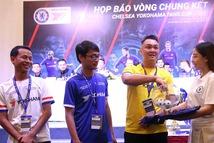 CLB Chelsea tổ chức giải bóng đá cho CĐV VN