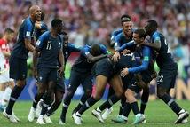 Pháp - Croatia 4-2: Lần thứ hai trong lịch sử, Pháp đăng quang