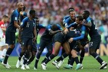 Những sự kiện chính của trận chung kết World Cup 2018