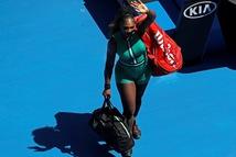 Serena Williams thua sốc ở tứ kết Giải Úc mở rộng 2019