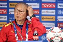 HLV Park Hang Seo: 'Trận Nhật Bản sẽ gồm cả khó khăn lẫn cơ hội với Việt Nam'
