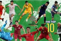 Đoàn Văn Hậu vào top 10 nhân tố nổi bật vòng 16 đội Asian Cup 2019