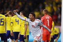 Hòa Thụy Điển ở phút bù giờ, Tây Ban Nha đoạt vé dự Euro 2020