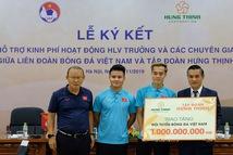 Ông Nguyễn Đình Trung - Chủ tịch Tập đoàn Hưng Thịnh: 'Tôi kỳ vọng vào World Cup 2026'