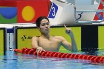 Bơi lội và điền kinh Việt Nam: Vui với các ngôi sao trẻ