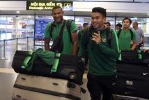 U-23 Indonesia đã tới Hà Nội, chuẩn bị 'quyết chiến' với U-23 VN