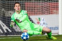 Filip Nguyen bỏ ý định về tuyển Việt Nam, chờ vào tuyển Czech